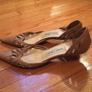 d57c31924e5f Jimmy Choo Shoes - Final price drop Vintage jimmy choo kitten heels